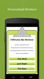 9 Minutes 6 Pack Abs
