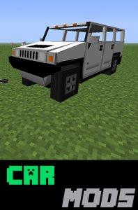 car mode for minecraft