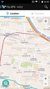 Fly GPS-Location fake/Fake GPS