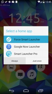 Patch for Smart Launcher