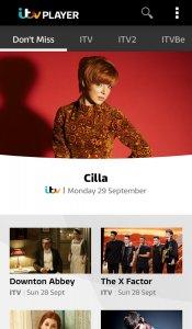 ITV Hub Android App APK (air ITVMobilePlayer) by ITV PLC