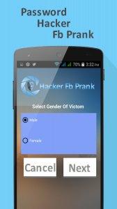 Password H@ cker Fb Prank