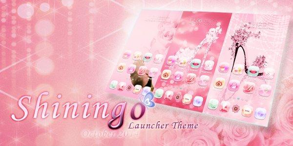 Shining GO Launcher Theme