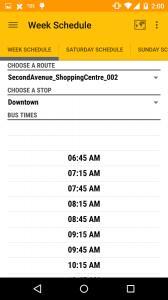 Sudbury Transit