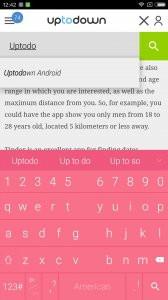 Flash Emoji Keyboard