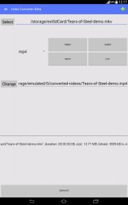 Video Converter Beta