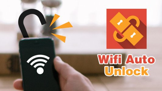 WIFI Auto Unlock