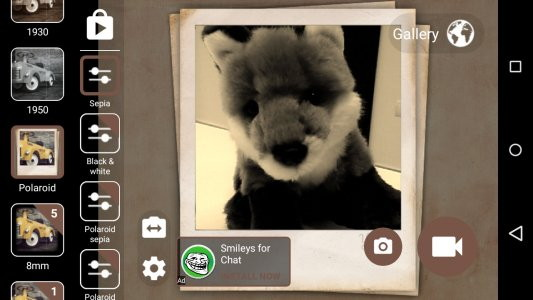 Camera Vintage Android : Vintage retro camera vhs android app apk com androidsx