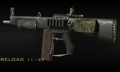 Advanced Warfare Guns