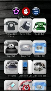 Antique Telephone Rings