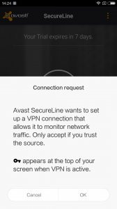 VPN SecureLine by Avast - Unlimited Security Proxy