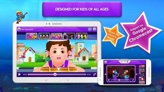 ChuChu TV Lite - Top 50 Kids Nursery Rhymes Videos