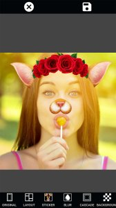Photo Editor & Candy Camera & Grid & ScrapBook