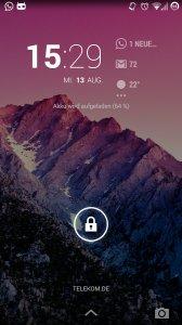 DashClock What App