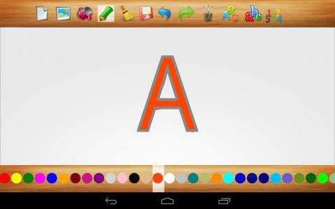 Finger Painting: Write ABC 123