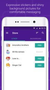 SMS + Yahoo + VK + Messenger