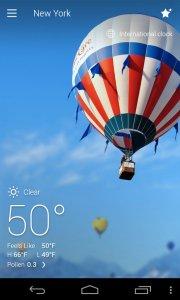 GO Weather - Widget, Theme, Wallpaper, Efficient