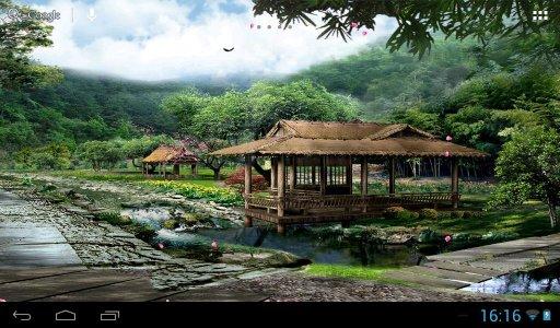 Japanese Garden 3D