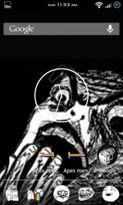 Meme Rage Face Apex Theme - Alpha DC Test