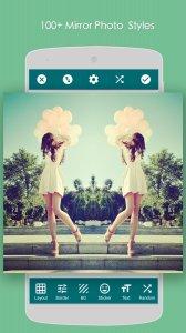 Mirror Photo For Messenger