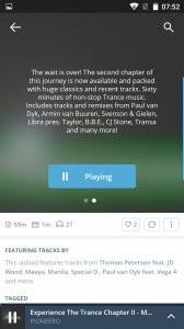 Mixcloud  - ラジオ&DJミックス