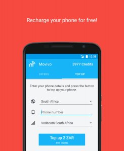 Movivo - Free Mobile Minutes