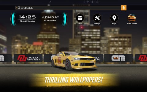 Nitro Nation Racing Launcher