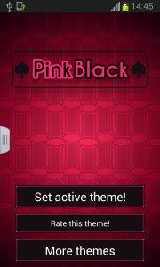 Keyboard Pink And Black