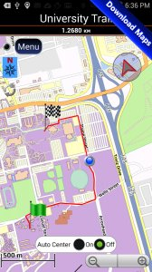 Polaris GPS Navigation