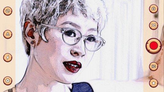 사진 편집기 - 만화 아트 필터