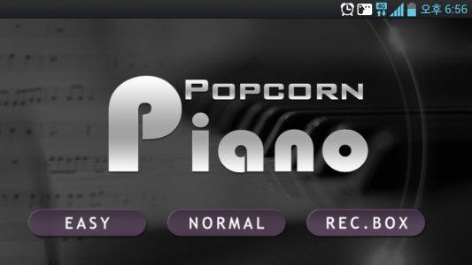 Popcorn Piano
