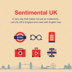 Sentimental UK Dodol Theme