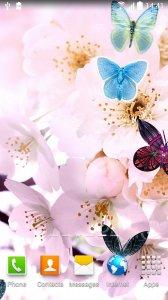Spring Flower Live Wallpaper