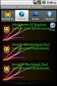 Top Free Audiobooks - Text Synchronized!