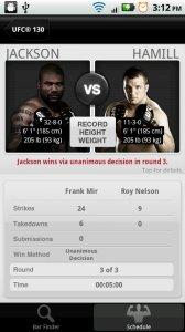 UFC Sports Bars