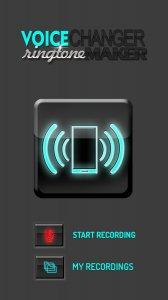 Voice Changer Ringtone Maker