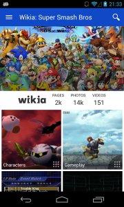 Wikia: Super Smash Bros.