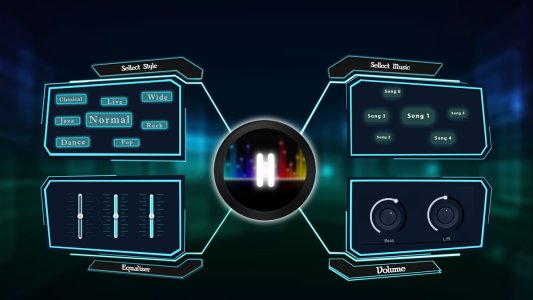 Bass Booster & Music Player EQ