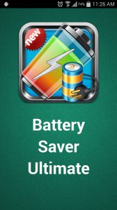 Battery Saver 2018