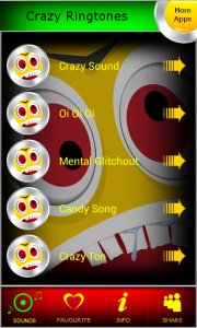 Crazy Ringtones