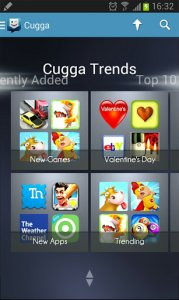 Cugga: Free Android Games Downloads