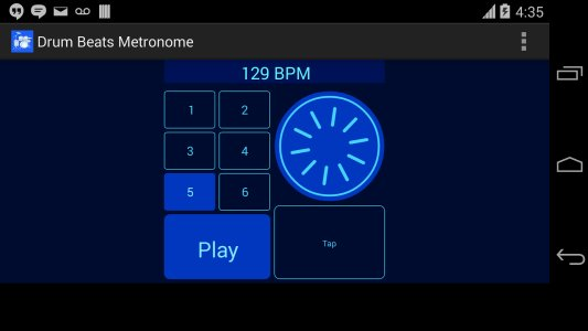 Drum Beats Metronome