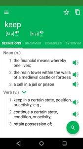 Erudite Dictionary, Translator & Widget