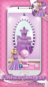 Fashion Designer Girls Games