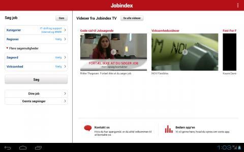 Jobindex: Søg job og find arbejde i hele Danmark