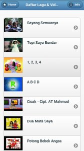 Lagu & Video Anak Indonesia