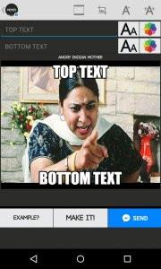 Memes for Messenger