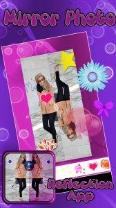Mirror Photo Reflection App