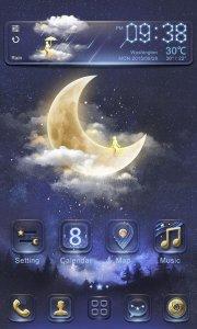 (FREE) Moonlight 2 In 1 Theme