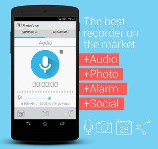 Phoice: Photo Voice Recorder
